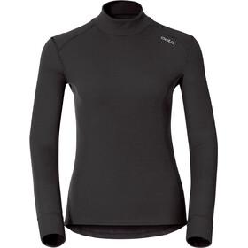 Odlo Active Originals Warm LS Shirt Turtle Neck Women black